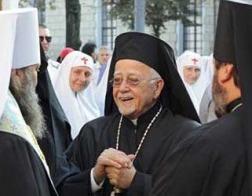 Скончался митрополит Мексиканский Антоний (Антиохийская Православная Церковь)