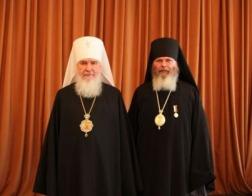 Епископ Молодечненский и Столбцовский Павел награжден медалью первопечатника диакона Иоанна Федорова I степени