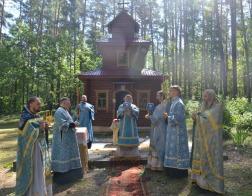 В Туровской епархии молитвенно отметили праздник Табынской иконы Божией Матери