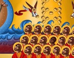 Дети коптских христиан, обезглавленных джихадистами ИГ, гордятся своими отцами