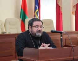 В управлении Следственного комитета по Гродненской области прошла лекция доктора богословия протоиерея Георгия Митрофанова