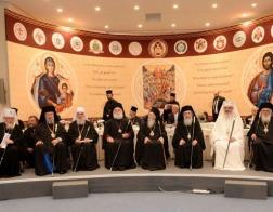В Бухаресте прошел симпозиум, посвященный первой годовщине Критского Собора