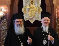 Патриарх Иерусалимский совместно с Патриархом Константинопольским примет участие в паломничестве в Каппадокию