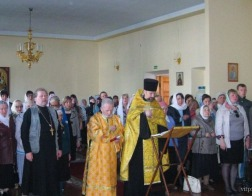 В Витебской духовной семинарии состоялся вечер, посвященный 140-летию со дня рождения святителя Луки (Войно-Ясенецкого)
