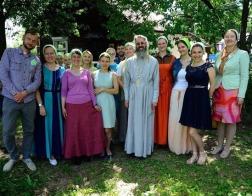 Добровольческое движение минского прихода храма иконы Божией Матери «Всецарица» отпраздновало свой второй день рождения