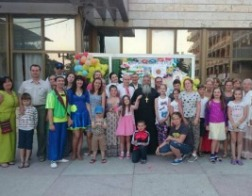 Состоялся 5-й международный православный лагерь «Крынiчка»