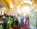 В Таганроге прошли торжества по случаю дня памяти святого праведного Павла Таганрогского