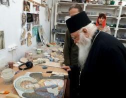 В Беларусь прибыла делегация афонского монастыря Ксенофонт