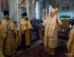 Епископ Гомельский и Жлобинский Стефан вознес молитвы о упокоении воинов-освободителей