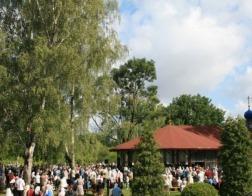 В праздник Собора Белорусских святых по Бресту пройдет крестный ход