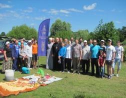 Крестный водный сплав «По родным местам с молитвой» проходит в Новогрудской епархии