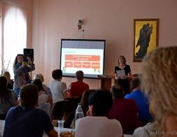 Педагоги францисканской гимназии из Литвы ознакомились с образовательной деятельностью прихода гродненского кафедрального собора