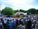Архиереи из России и Белоруссии приняли участие в Международном фестивале «Славянское единство» в Брянской области