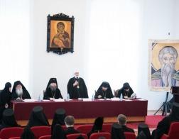 В Жировичском монастыре состоялась монашеская конференция «Преподобный Феодор Студит — игумен общежительного монастыря»