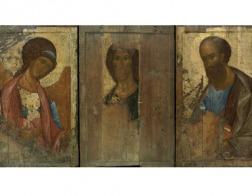 Исследователи сомневаются, что автор икон Звенигородского чина – Андрей Рублев