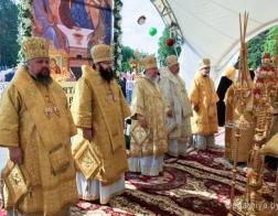 Архиереи из России и Беларуси приняли участие в международном фестивале «Славянское единство»