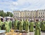 В Вологодской митрополии состоялись торжества в день празднования Собора Вологодских святых