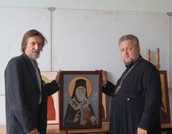 Второкурсники Белорусской государственной академии искусств написали в качестве курсовых работ иконы