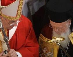 Делегация Константинопольского Патриархата прибыла в Рим на праздник св. апостолов Петра и Павла