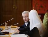 Состоялось VII заседание Попечительского совета Фонда поддержки строительства храмов г. Москвы