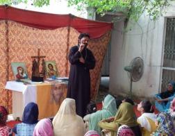 Первая православная старообрядческая община основана в Пакистане