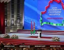 Митрополит Павел принял участие в торжественном собрании по случаю Дня Независимости Республики Беларусь