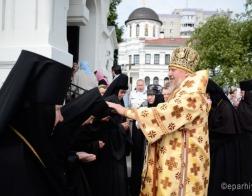 Состоялось монашеское собрание по теме «Гомельское монашество в годы гонений»