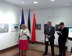 Выставка «Святость земли Белорусской» открылась во Дворце Республики