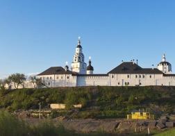 Успенский собор и монастырь острова-града Свияжск включены в список Всемирного наследия ЮНЕСКО