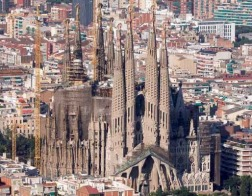 Власти Барселоны внесли коррективы в проект базилики Sagrada Familia, разработанный Антонио Гауди