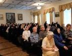 В Покровском Хотькове монастыре проходит конференция, посвященная юбилейным датам обители