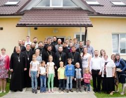 Епископ Люберецкий Серафим провел совещание с руководителями епархиальных отделов Белорусской Православной Церкви по делам молодежи