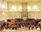 Санкт-Петербургская епархия выступила организатором проекта «Апостолы тысячелетий» в академической капелле Санкт-Петербурга