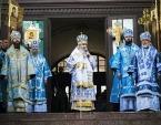 Торжества по случаю праздника явления иконы Божией Матери во граде Казани прошли в столице Татарстана