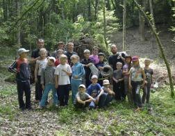 В Слониме прошел слет воспитанников воскресной школы, посвященный 700-летию Новогрудской епархии