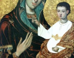 Крестный ход в честь иконы Божьей Матери Барколабовской проходит 23-24 июля 2017 года