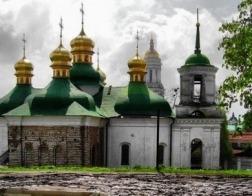 В Киеве начинается реставрация церкви Спаса на Берестове