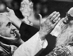 Патриарх Варфоломей напомнил о 50-летии «исторической встречи» Патриарха Афинагора и Папы Павла VI