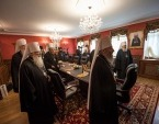 Состоялось заседание Синода Украинской Православной Церкви