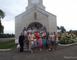 Воспитанники школы-интерната совершили паломническую поездку