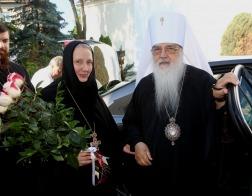 Почетный Патриарший Экзарх посетил гродненский монастырь Рождества Богородицы