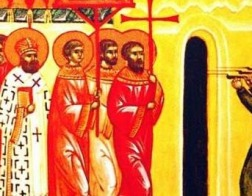 Издательский Совет объявил о начале приема рукописей на конкурс, посвященный подвигу новомучеников и исповедников Церкви Русской
