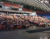 Председатель Синодального отдела по делам молодежи выступил на открытии XV Международного православного молодежного фестиваля «Одигитрия» в Витебске