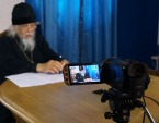Председатель Синодального отдела по церковной благотворительности провел онлайн-совещание с руководителями социальных отделов епархий