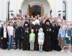 Летняя сессия II православного молодежного практикума «Как говорить о своей вере или миссия молодежи» проходит в Смоленске