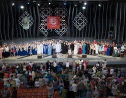 Завершен XV международный молодежный православный фестиваль «Одигитрия»
