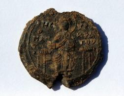 Археологи нашли монастырскую печать преподобной Евфросинии Полоцкой