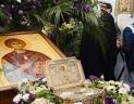 Завершилось пребывание мощей святого великомученика Пантелеимона в Болгарии