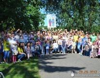 Прошел IV ежегодный социально-благотворительный слет православной молодежи «Встреча друзей» г. Волковыска