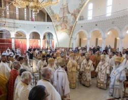 В Тиране торжественно отметили 25-летие возрождения Албанской Православной Церкви